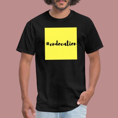 #endocation - Men's T-Shirt