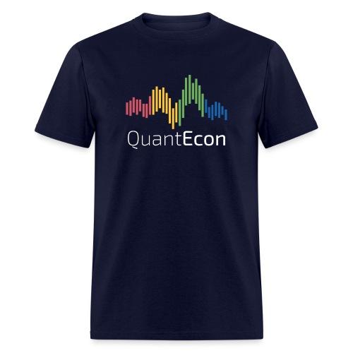 QuantEcon Official Logo #2 - Men's T-Shirt