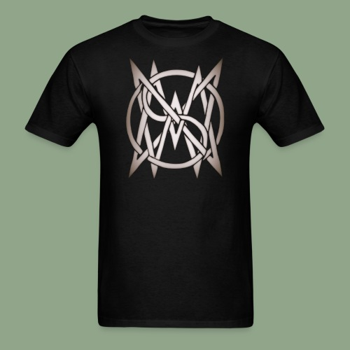 My Silent Wake - Knot Logo T-Shirt - Men's T-Shirt