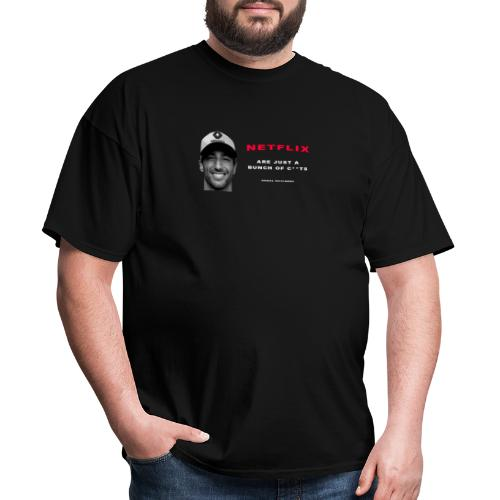 Danny Ric T shirt transparent - Men's T-Shirt