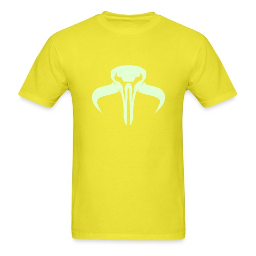 SWTOR Bounty Hunter Class Logo 1-Color - Men's T-Shirt