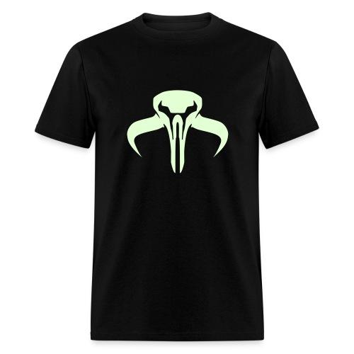 SWTOR Bounty Hunter Class Logo 1-Color - Men's T-Shirt