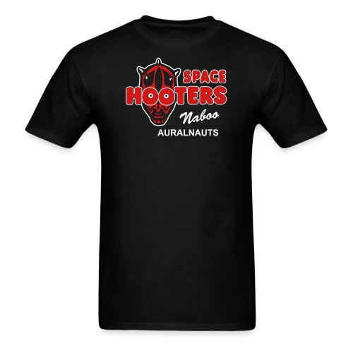 space hooters - Men's T-Shirt