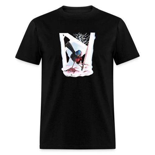 The angriest Wren - Men's T-Shirt