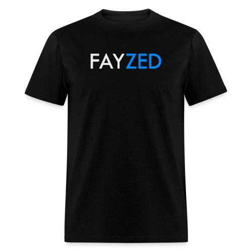 FAYZED Banner Shirt png - Men's T-Shirt