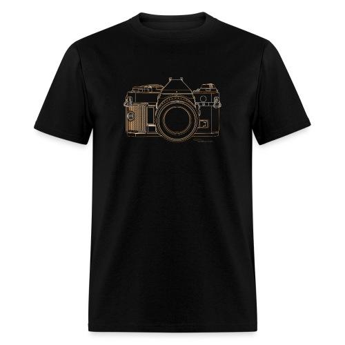 Camera Sketches - Canon AE1 Program - Men's T-Shirt