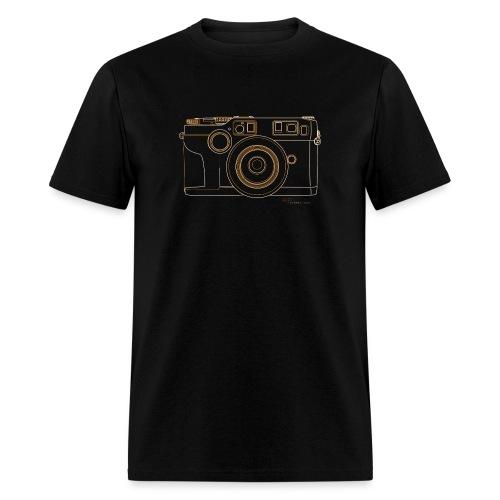 Camera Sketches - Contax G2 - Men's T-Shirt