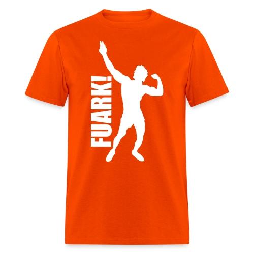Zyzz Silhouette FUARK - Men's T-Shirt