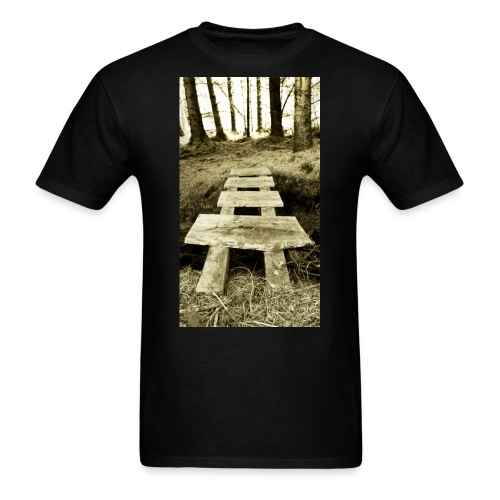Blackmill - The Crossing - brown - Men's T-Shirt