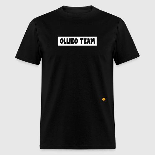 OllieO Logo Merch png - Men's T-Shirt