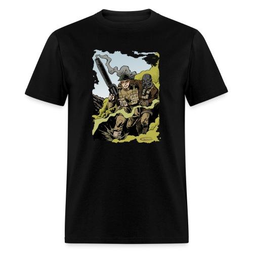 No Man's Land - Men's T-Shirt