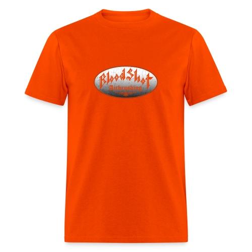 BloodShot Airbrushing Logo - Men's T-Shirt