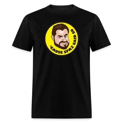 spazcsss - Men's T-Shirt