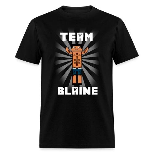 teamblaine png - Men's T-Shirt