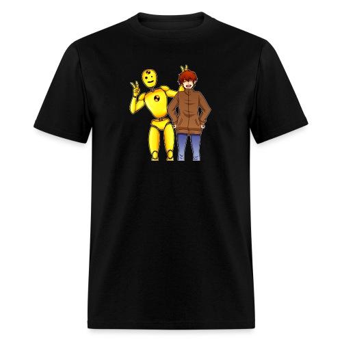 Josh Dummy - Men's T-Shirt