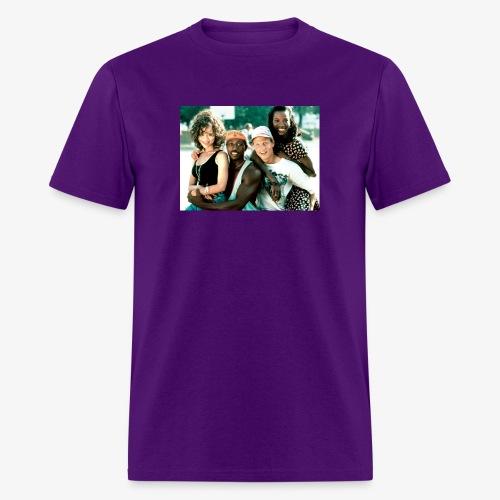 White man cant jump - Men's T-Shirt