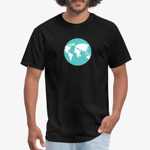 Blue Earth - Men's T-Shirt