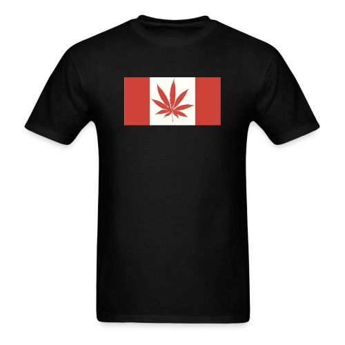 Canada 420 - Men's T-Shirt