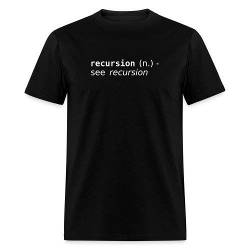 recursion2 - Men's T-Shirt