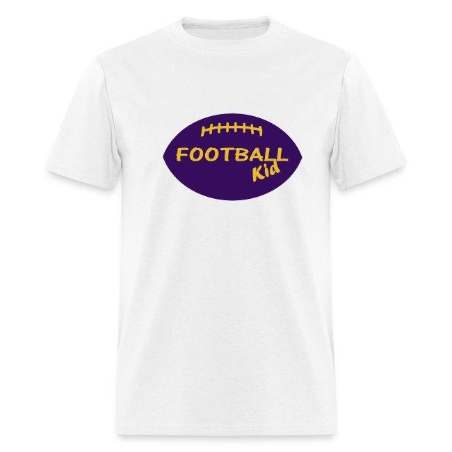 footballkidyellowandpurple