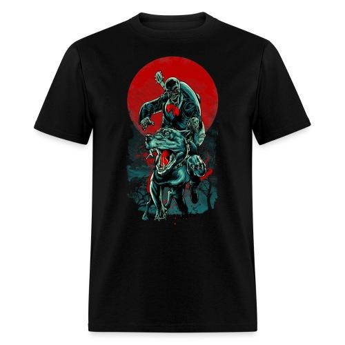 mariachi pitbull - Men's T-Shirt