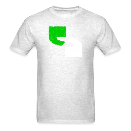 SecTalks Square Chalk - Men's T-Shirt