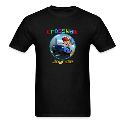 Crosswalk Joyride - Men's T-Shirt