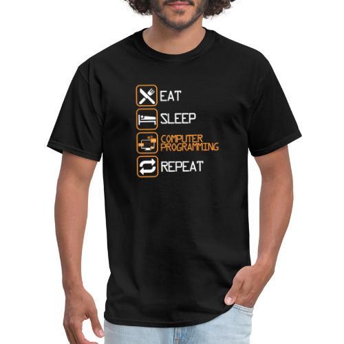 Programming Cycle - Men's T-Shirt