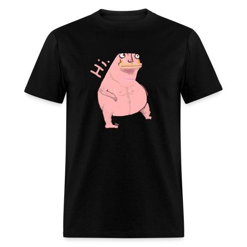 Little anus man HI png - Men's T-Shirt