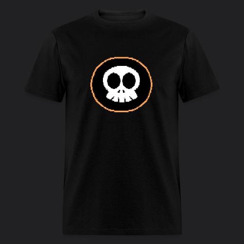 Skully-ANSI-Large - Men's T-Shirt