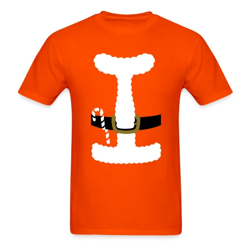 SANTA CLAUS SUIT - Men's Polo Shirt - Men's T-Shirt