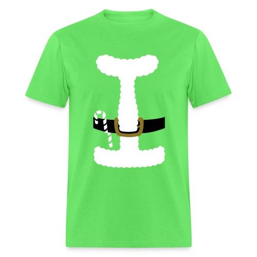 SANTA CLAUS SUIT - Men's Polo Shirt - Men's T-Shirt