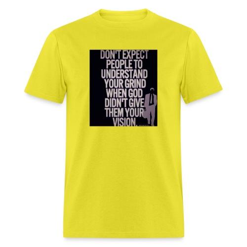 HUSTLE 10 - Men's T-Shirt