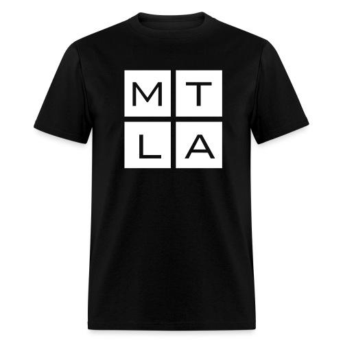 MTLAsq - Men's T-Shirt
