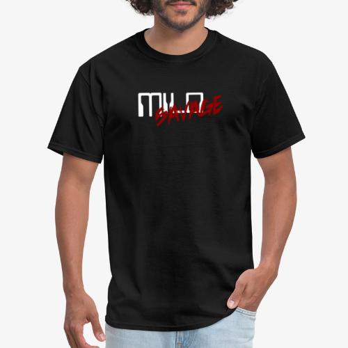 SAVAGE DESIGN - Men's T-Shirt