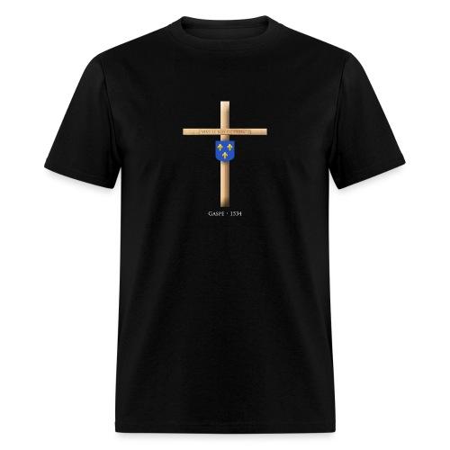GASPÉ 1534 - Men's T-Shirt