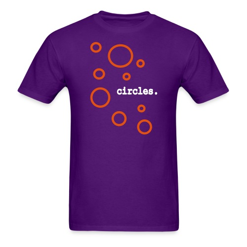 circles4 - Men's T-Shirt