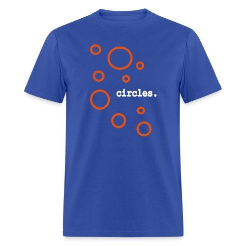 circles4 - Men's T-Shirt