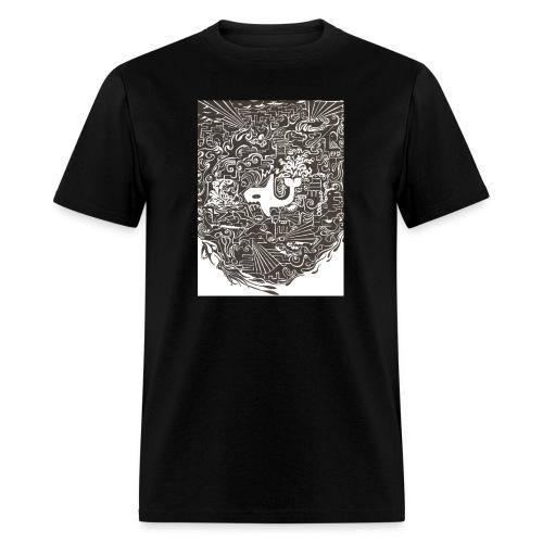 night hunt - Men's T-Shirt