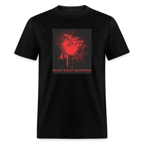 Singular Vascular Decomposition - Men's T-Shirt