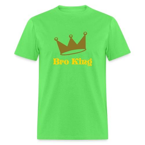 bro king - Men's T-Shirt