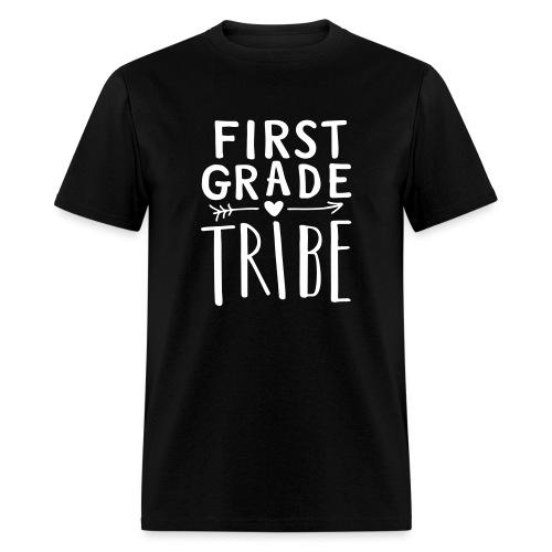First Grade Tribe Teacher Team T-Shirts - Men's T-Shirt