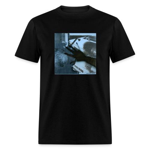 wchseries trainstop cr - Men's T-Shirt
