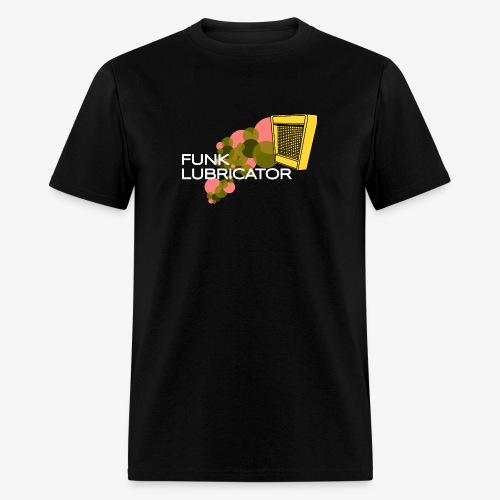 Funk Lubricator Mic Bubbles - Men's T-Shirt