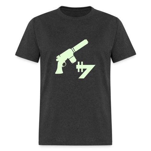 SWTOR Smuggler Class Logo 1-Color - Men's T-Shirt