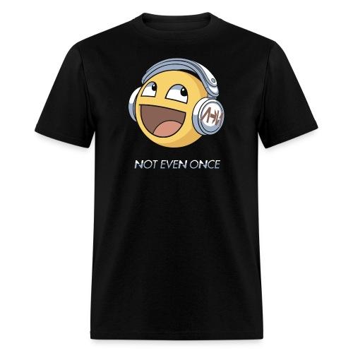 A N Shirt Converted png - Men's T-Shirt