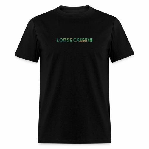 Loose Cannon Floral - Men's T-Shirt
