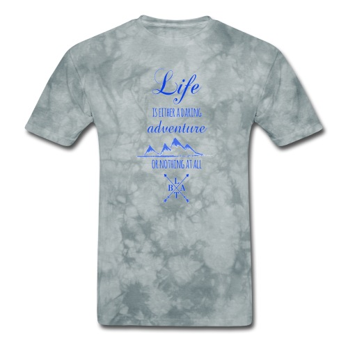 LTBA Daring Adventure - Men's T-Shirt