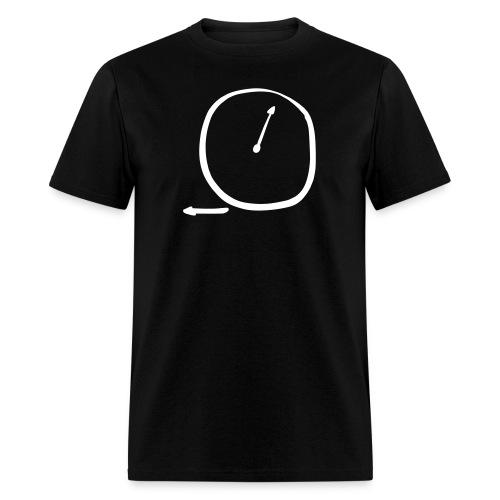 clock - Men's T-Shirt