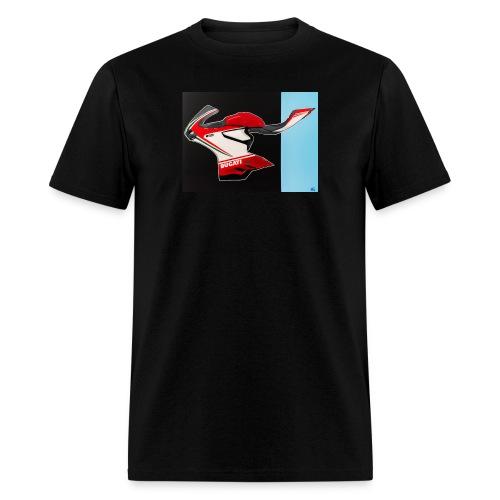 Naked Ducati - Men's T-Shirt